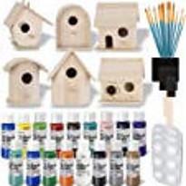 Birdhouse Craft Bundle