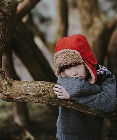 Corona Virus and Kids - depressed kid