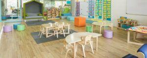 Type 1 Diabetes and School - classroom
