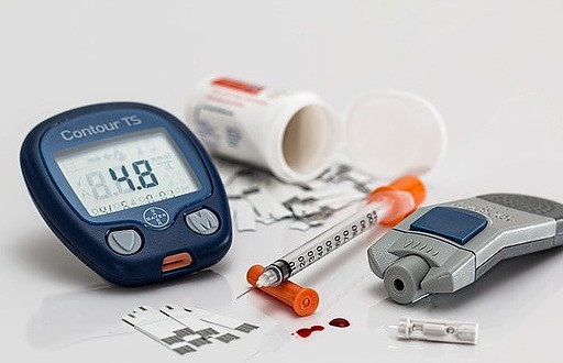 Type 1 Diabetes Burnout - test kit
