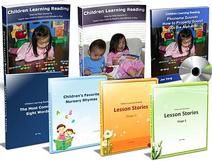 What is Children Learning Reading - reading product