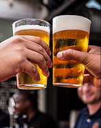best alcohol choices for diabetics. - glass of beer