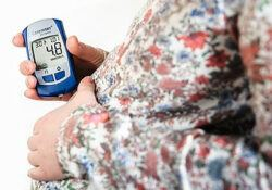 Pregnancy and Type 1 Diabetes - pregnant woman