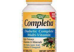 Vitamins and Diabetes - vitamins