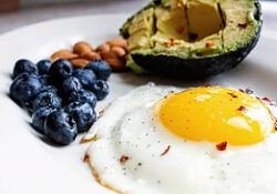 The Keto Diet and Diabetics - breakfast