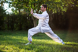 Meditation and Diabetes - self defense