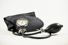 Can Stress Affect Diabetes - blood pressure tester