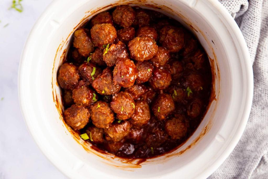 healthy easy dinner recipes - appetiser meatballs