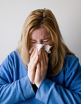 The Flu and Diabetes - symptoms of flu