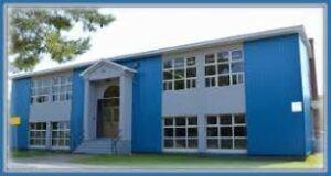 Back to School in Canada - Alex's school