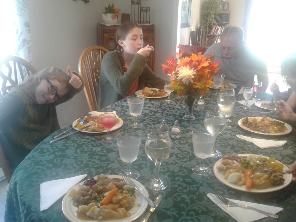 Happy Thanksgiving in Canada
