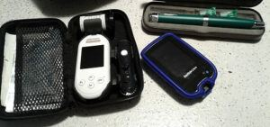 What Is A Diabetes Management Plan - blood glucose testing supplies