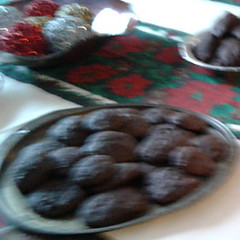 Easy Holiday Baking Ideas - Chewy Brownie Cookie