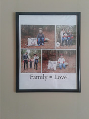 Inexpensive Homemade Christmas Gift Ideas - photo collage