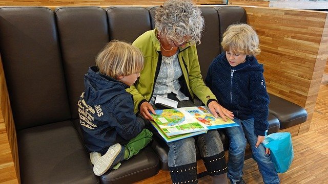 Why Is It Important To Read To Children?