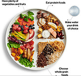 What Is A Diabetic Diet Plan? -The Plate Method