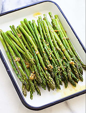 Diabetes and Spring - sauteed asparagus