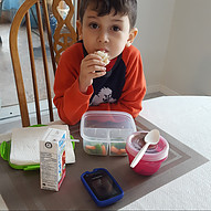 what is the difference between a vegan and vegetarian diet - healthy lunch for our grandson